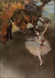 ドガの踊り子