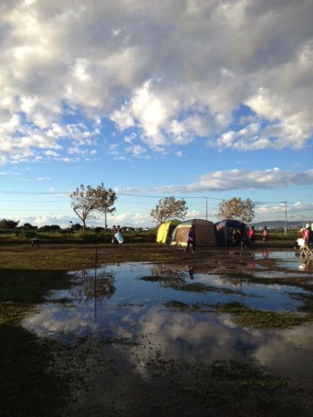 ソレイユの丘 競技会 11/14-15/2015