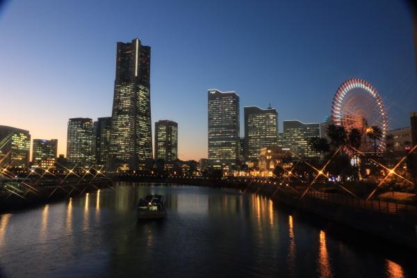 みなとみらい夜景んぽ 2015