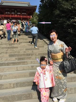 七五三~鎌倉八幡宮~