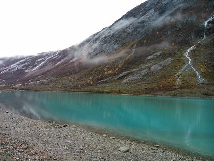 湖(氷河)