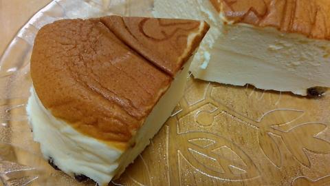 りくろーおじさんの店 なんば本店 チーズケーキ 201511 (1)