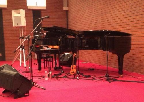 2015-11-07ピアノとウクレレ