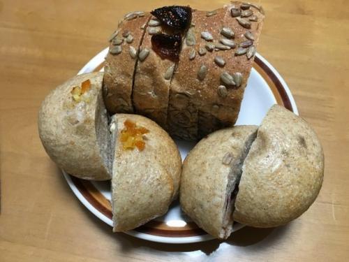 2015-11-21買ったパン