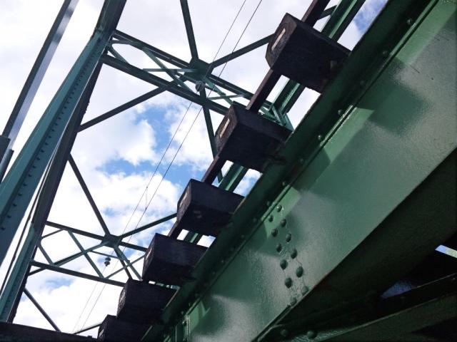 高瀬川橋梁 (5)
