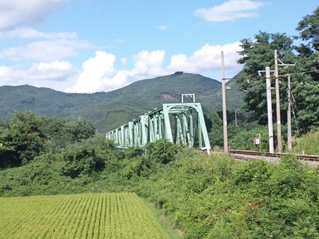 高瀬川橋梁 (2)