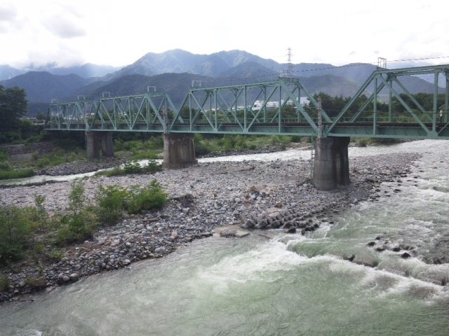 高瀬川橋梁 (3)