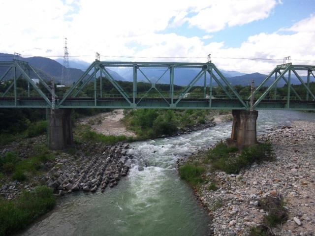 高瀬川橋梁 (6)