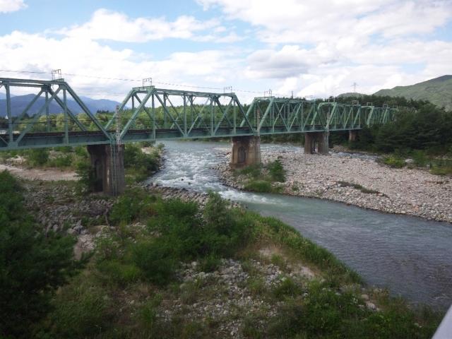 高瀬川橋梁 (7)