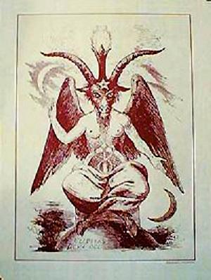 有角神 by占いとか魔術とか所蔵画像