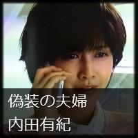 偽装の結婚出演中 内田有紀ちゃんのショートヘアスタ