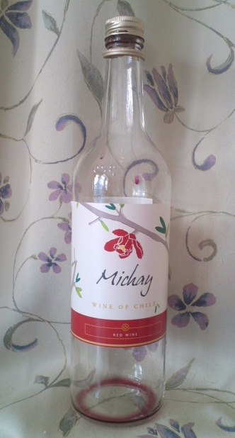 Michay Red(ミチャイレッド)