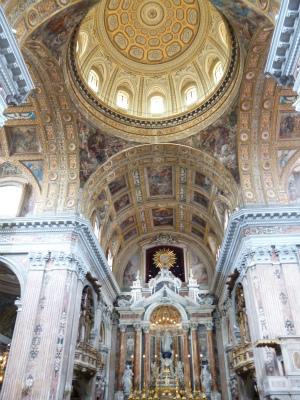 ナポリの教会