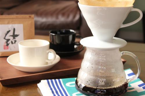 コーヒー結3