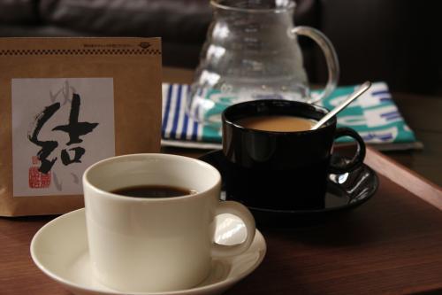 コーヒー結5