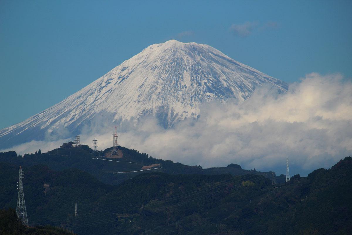富士山 151128