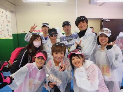 北海道ロードレース、集合写真