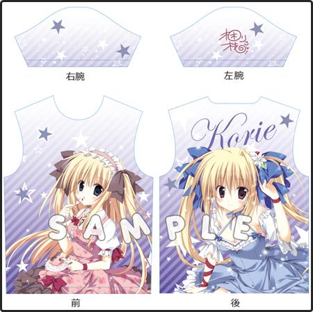 k-booksフルカラーTシャツ