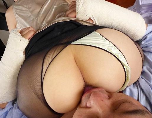 爆乳痴女が淫語と生足コキで勃起させ騎乗位で肉棒を責めるの脚フェチDVD画像5