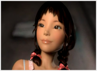 【3DCG エロアニメ】がきんちょレ〇プ!! 幼い巨乳ロリっ娘を彼氏の前で激しく犯す変質者www