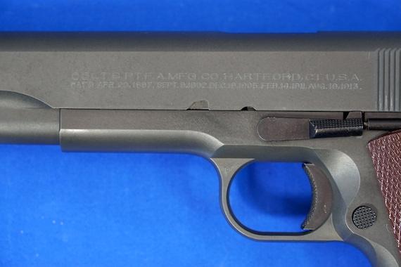 MGC M1911C&M3