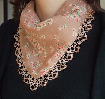 七宝スカーフ