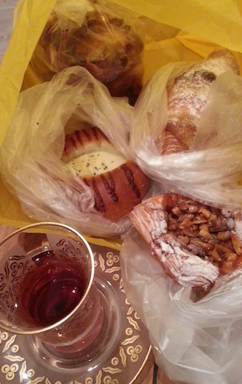 羽根木のパン