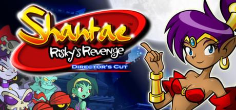 Shantae Riskys Revenge - Directors Cut