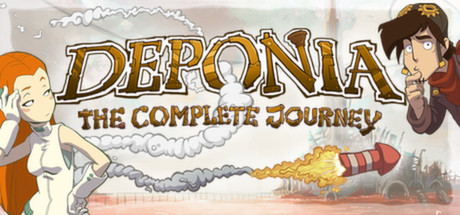 Deponia- The Complete Journey