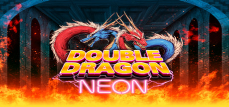 Double Dragon- Neon