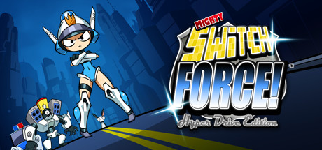 Mighty Switch Force- Hyper Drive Edition