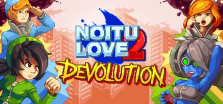 Noitu Love 2- Devolution