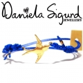 blue friendship swallow bracelet gold (2)1