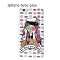 DONUT GIRL IPHONE 6 + CASE11