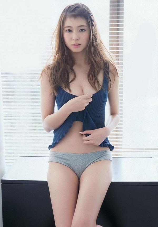 大川藍 グラビア10
