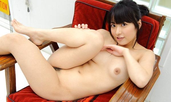 由愛可奈 ヌード1