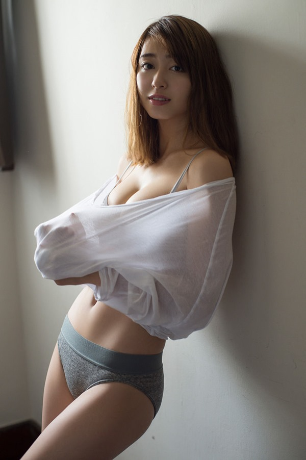 大川藍 グラビア24