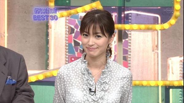 女子アナ大江麻理子の可愛いすぎる画像 8