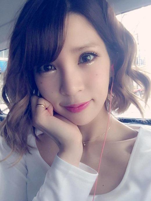 (アダルト新人坂口杏里ANRI)  MUTEKIから美しい乳お乳チクビフェラチオ写真☆