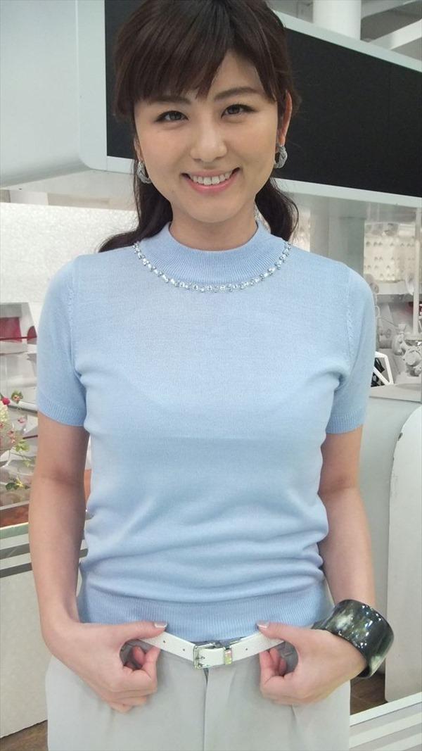テレビ朝日の女子アナ宇賀なつみのアイドル顔負けの可愛いルックステレビキャプ画像10