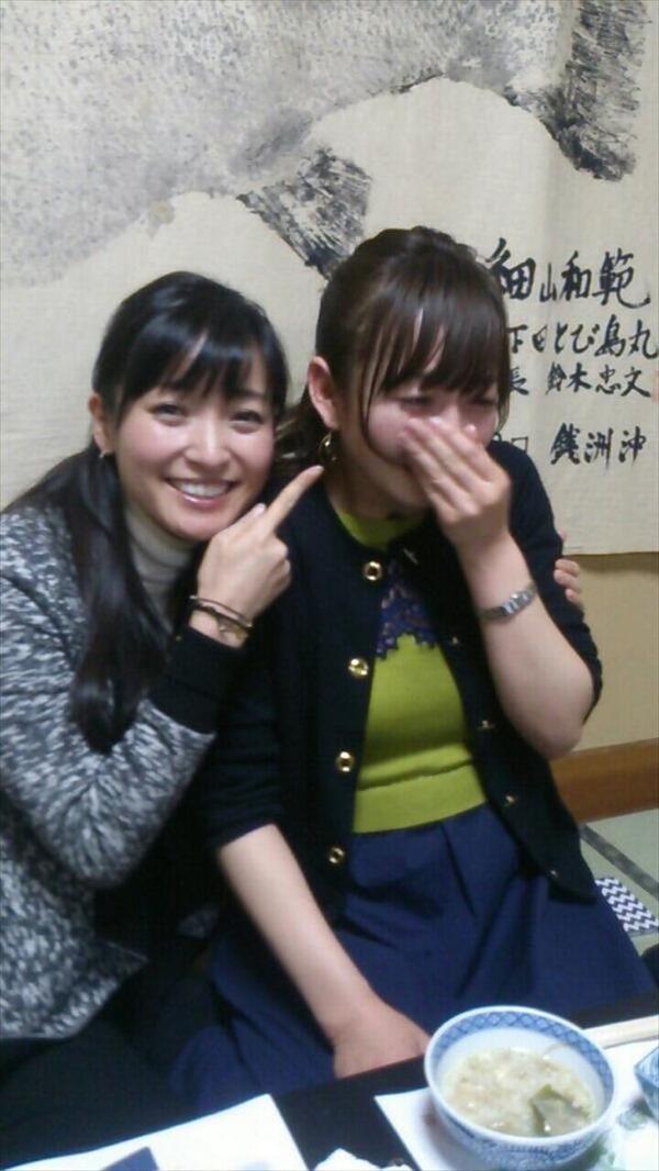 狩野恵里アナのセクシーショット画像10