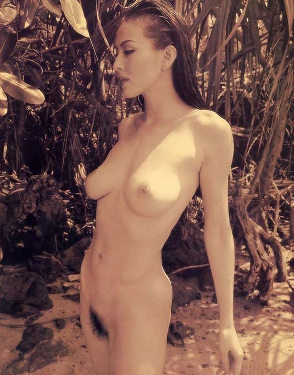 杉本彩のヘアヌード巨乳おっぱい画像11