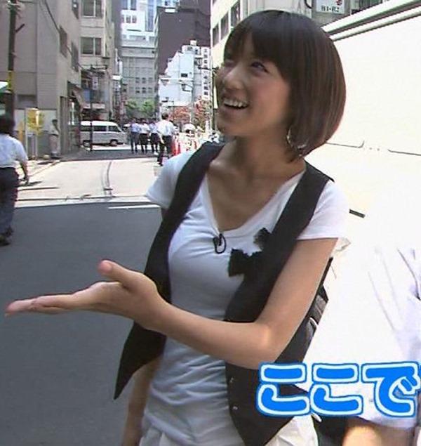 竹内由恵アナの可愛いエロ画像11