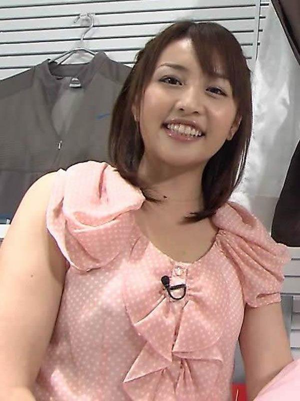 相内優香アナのムッチムチエロ画像11