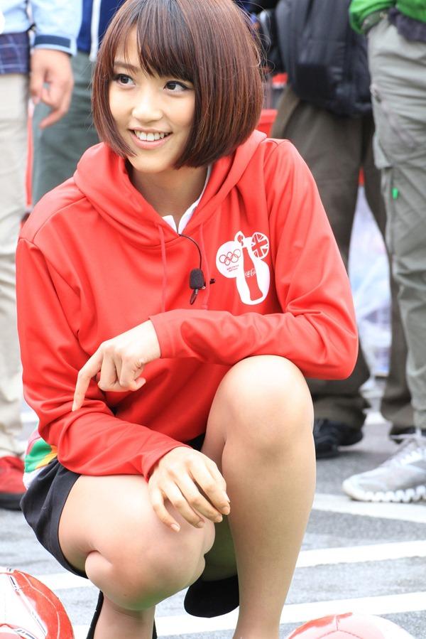 竹内由恵アナの可愛いエロ画像12