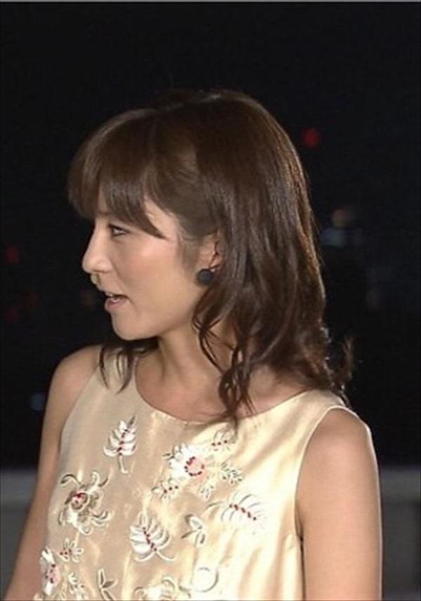 テレビ朝日の女子アナ宇賀なつみのアイドル顔負けの可愛いルックステレビキャプ画像12
