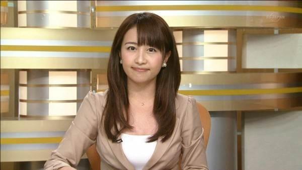 相内優香アナのムッチムチエロ画像14