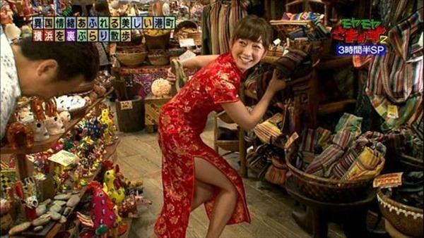 狩野恵里アナのセクシーショット画像14
