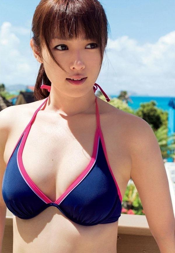 アラサー深田恭子の巨乳おっぱいエロ画像15