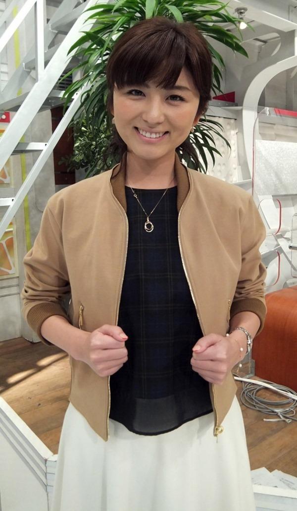 テレビ朝日の女子アナ宇賀なつみのアイドル顔負けの可愛いルックステレビキャプ画像17